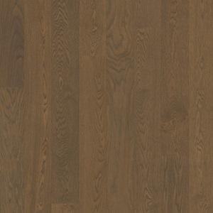 Dark brown Compact Parquet Cambridge brown oak extra matt COM5109
