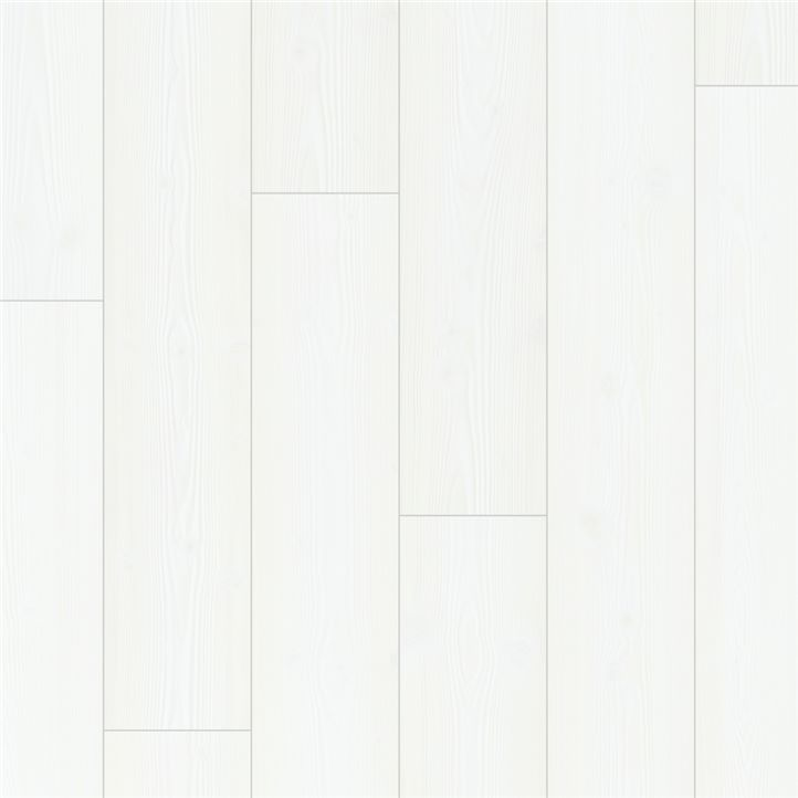 Afbeelding van vloersoort Witte planken