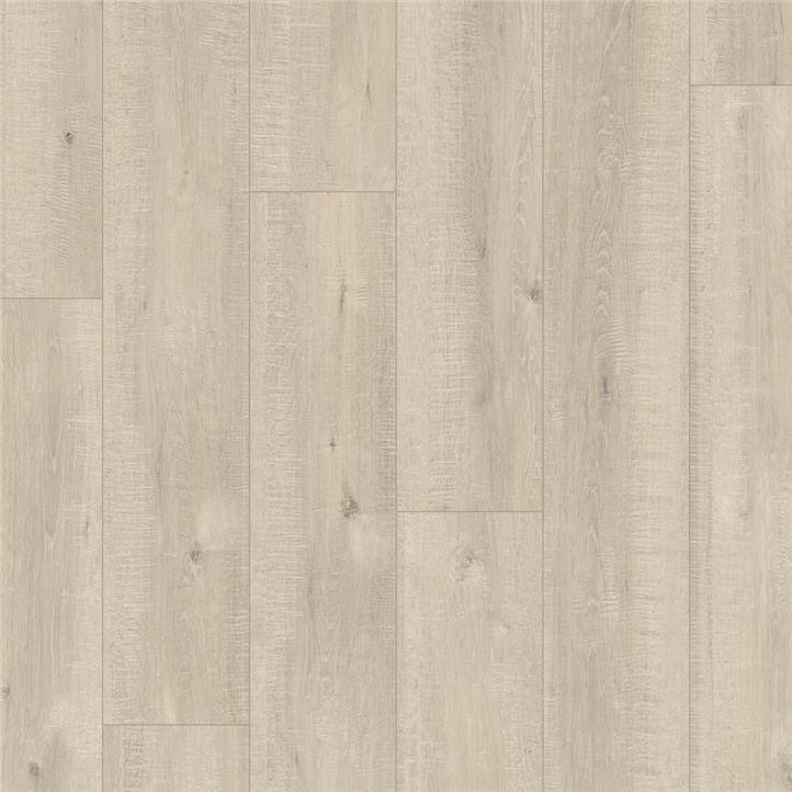 Afbeelding van vloersoort Beige eik met zaagsneden