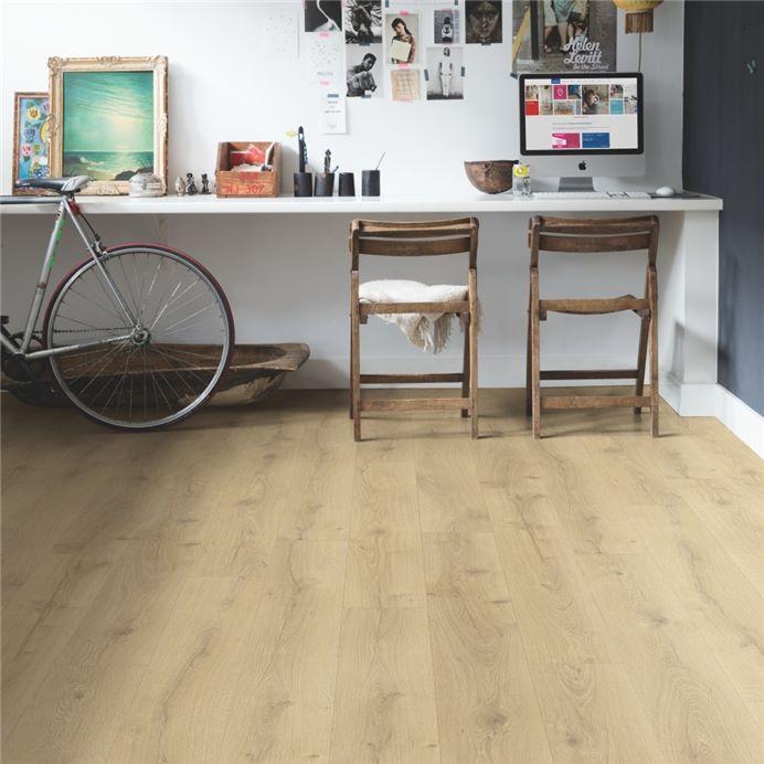 Bacl40156 Victorian Oak Natural Beautiful Laminate Wood