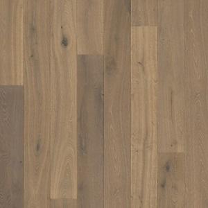 Dark brown Compact Parquet Nutmeg oak oiled COM3898