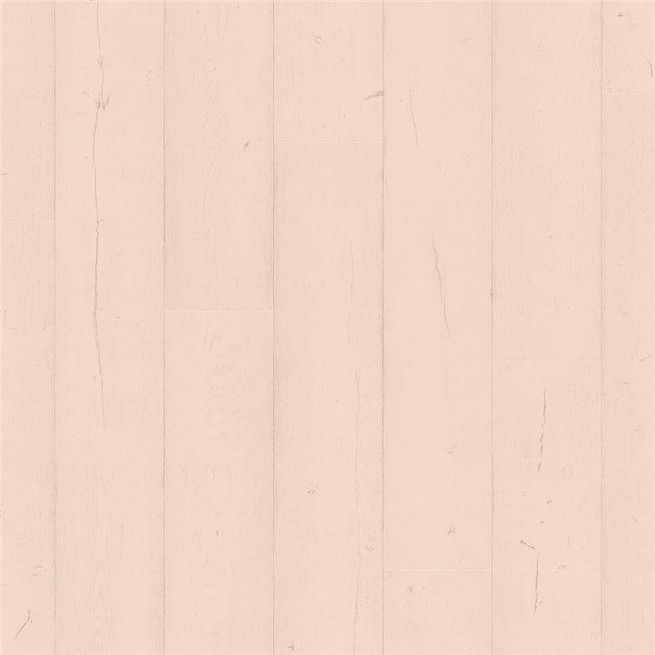 Afbeelding van vloersoort Eik geverfd roze