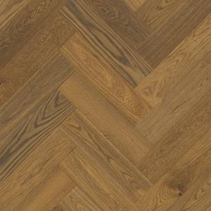 Dark brown Disegno Parquet Cinnamon raw oak extra matt DIS4979S